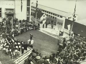 100-årsjubileum for Arne Fabrikker i 1946